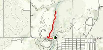 Fork Republican River Trail Map