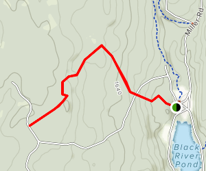 North by Northwest Trail Map