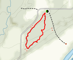 Weiler-Leopold Nature Reserve Map