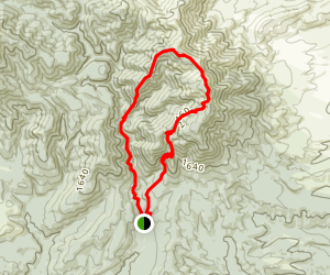 Mount Grey and Maukatere Loop Map