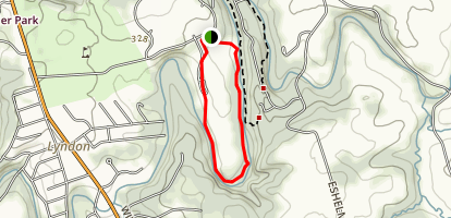 Golf Loop Map