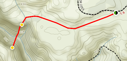 Vance Creek Viaduct Map