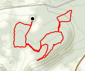 Varden Conservation Area Map