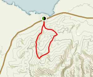 Goulnara's Trail Map