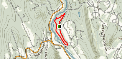 River Road Pond Loop Map