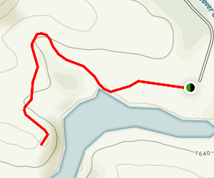Jed Johnson Tower Trail Map