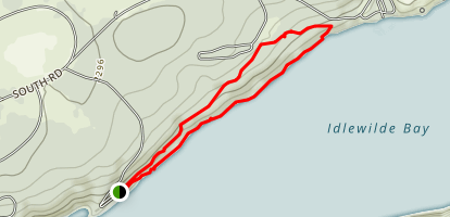 Shoreline Picnic Area Trail Map