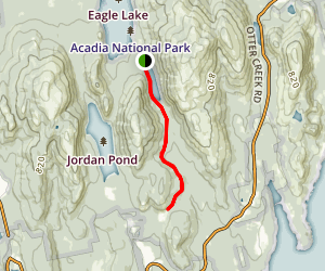Bubble Pond Carriage Trail Map