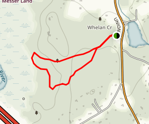 Two-Mile Farm Loop Map