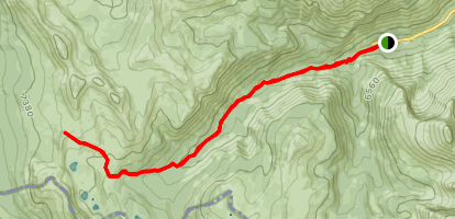 Healy Pass Map