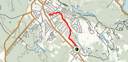 Macintosh Run Trail  Map