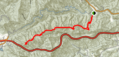 Kitsuma Peak Map