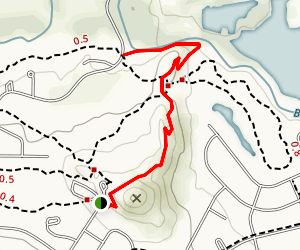 Mariana Butte Hogback Trail Map