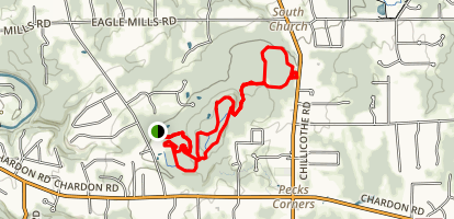 Chapin Forest Trail Map