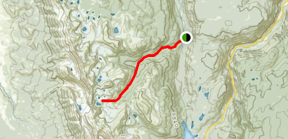 West Branch Trail Map