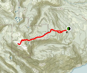 Mount Becher Trail Map
