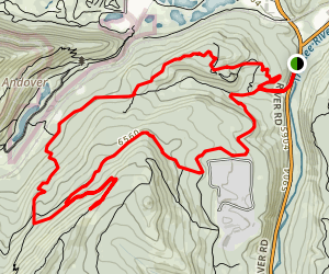 Yogi Bear and Jellystone Jump Trail Loop Map