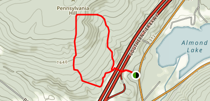 Kanakadea Park Trail Map