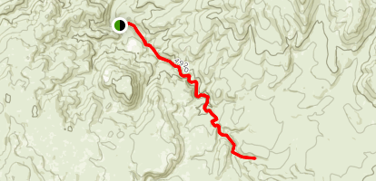 Lagomarsino Canyon Trail Map