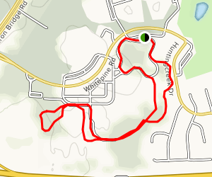 Ironbridge Park Loop Map