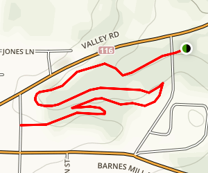 Hamiton Trail Map