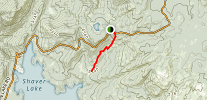 Bears Highway Trail Map