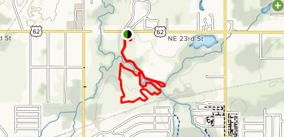 SCIP Recreational Trail Map