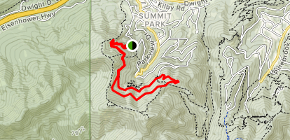 Short Stack, Short Ribs, and Road to WOS Loop Map