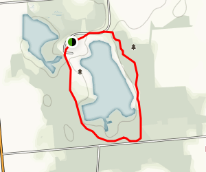 South Vineland Park Loop Map