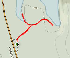 Horseshoe Lake Map