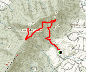 Read Mountain Buzzard Trail Map