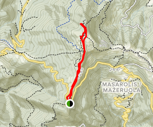 Mount Joanaz Map