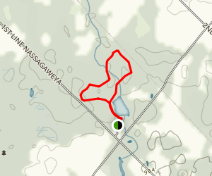 Robert Edmondson Conservation Area Loop Map