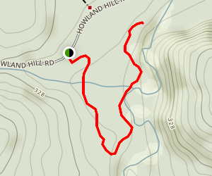 Nickerson Ranch Trail Map