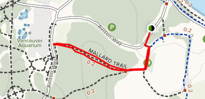 Mallard Trail Map