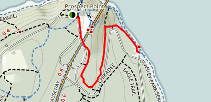 Avision Trail Map