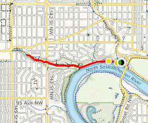 Government House Park Walk Map