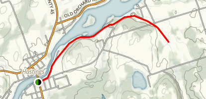 TransCanada Trail Map