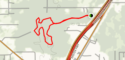 CreekSide Offroad Park Map