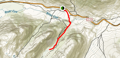 Lost Valley Map