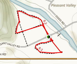 Pleasant Valley Park Map