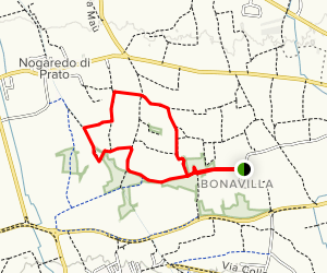 Bertrando Meadows Map