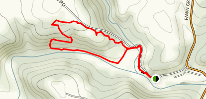 Mill Creek Loop Map