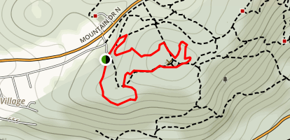 South Mountain Park Loop Map