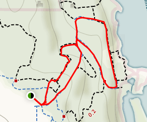 Riverside Loop Trail Map