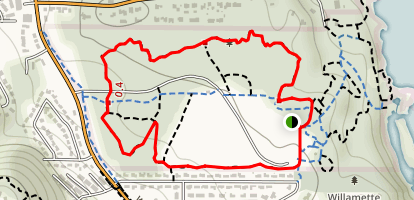 Heron Creek Loop Trail Map