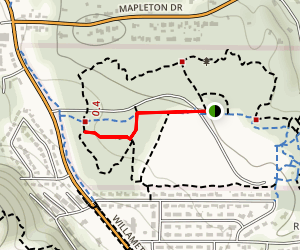 Fern Trail Map