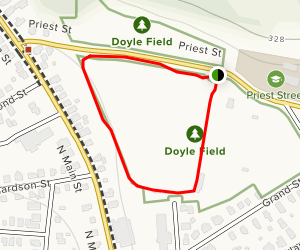 Doyle Field Loop Map