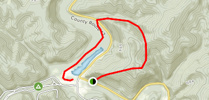 Park View Trail Map