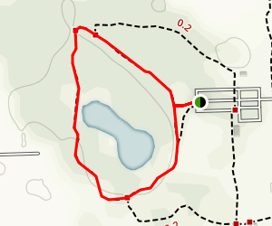 Duck Lake Pines Park Loop Map